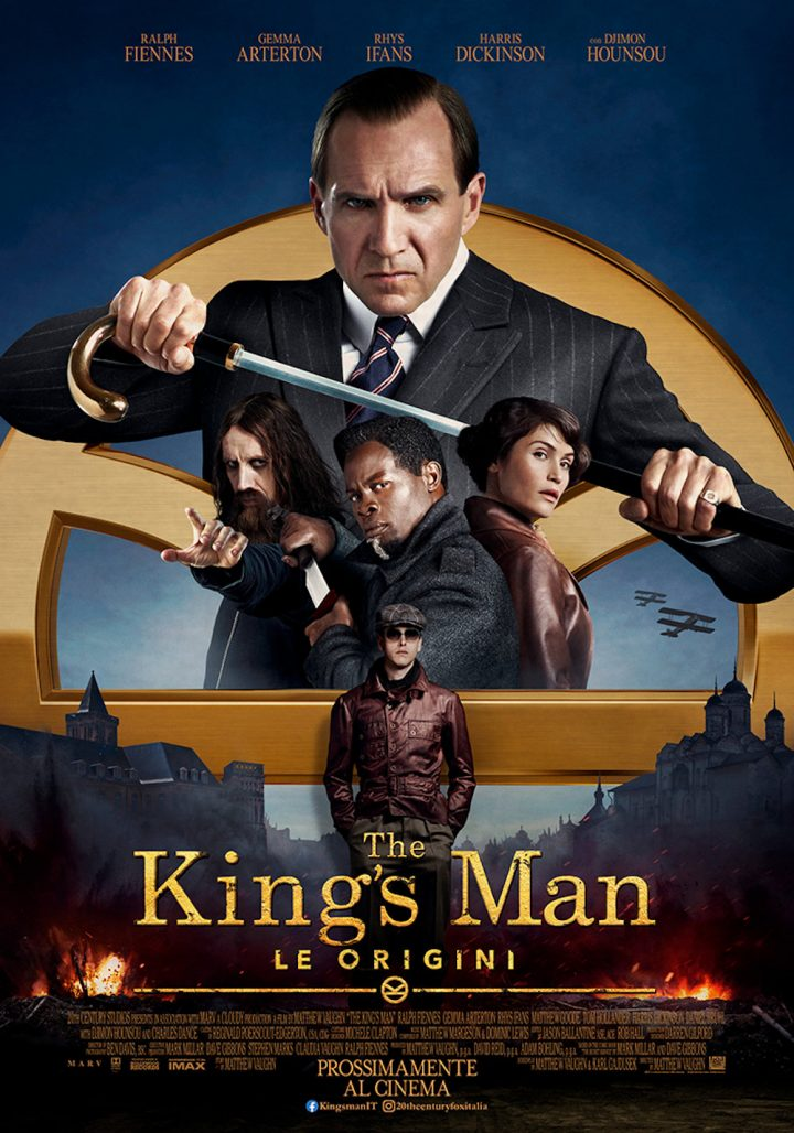 The King's Man – Le Origini