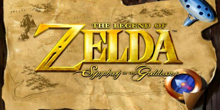 The Legend of Zelda: Symphony of the Goddesses a Milano