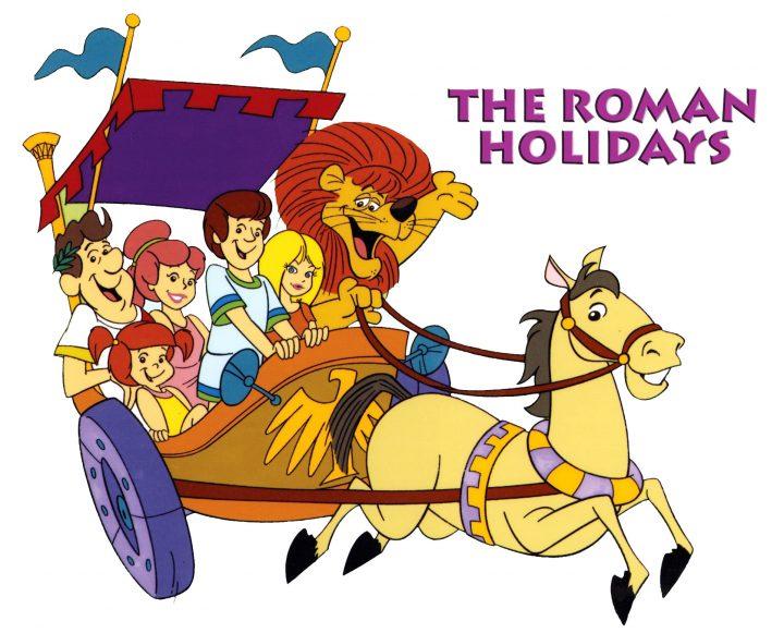 S.P.Q.R. – Sembrano Proprio Quasi Romani