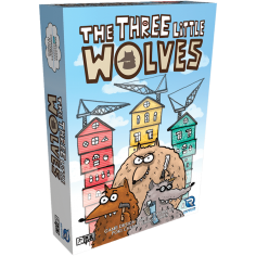 The Three Little Wolves!