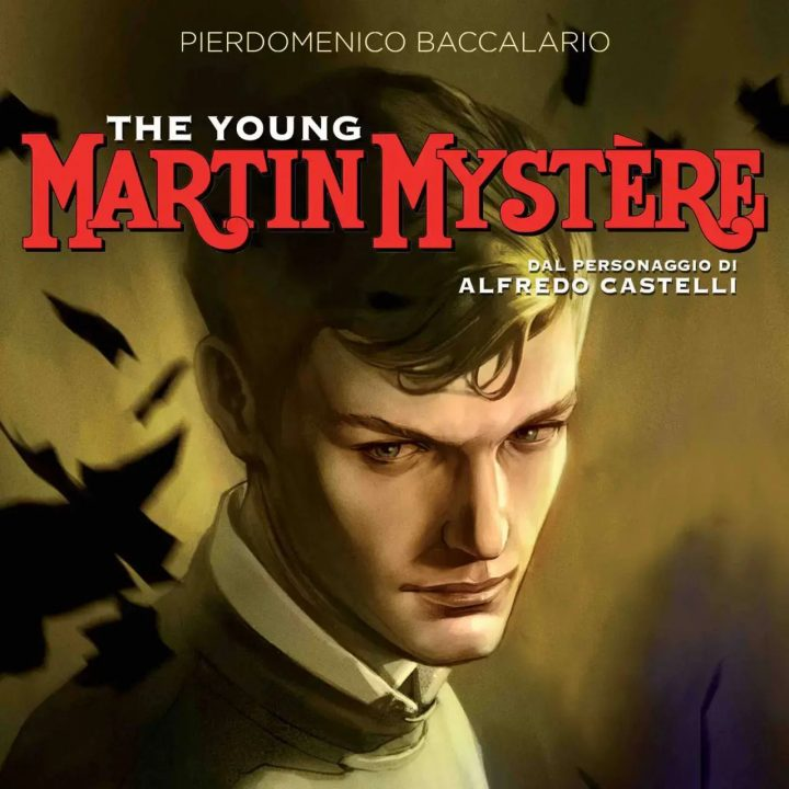 L'audiolibro:The YoungMartinMystère