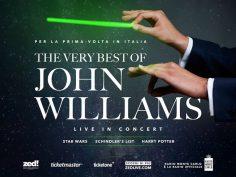 The very Best of John Williams in tour in Italia