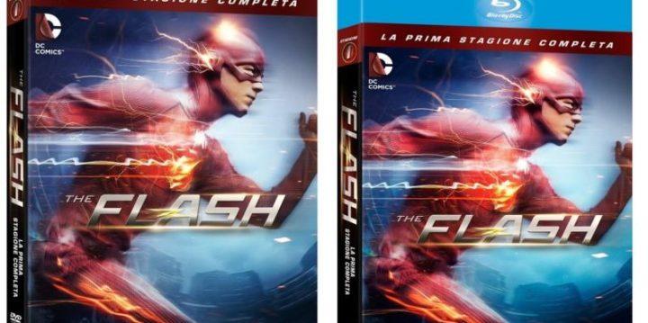 The Flash, la seconda stagione in dvd