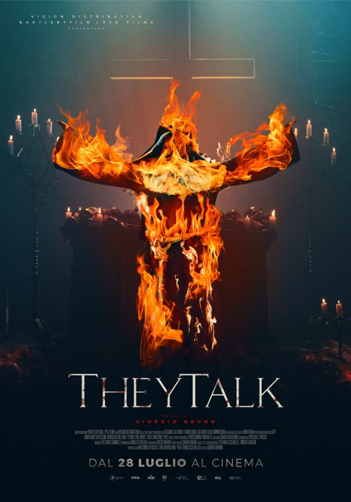 They Talk dal 28 luglio al cinema