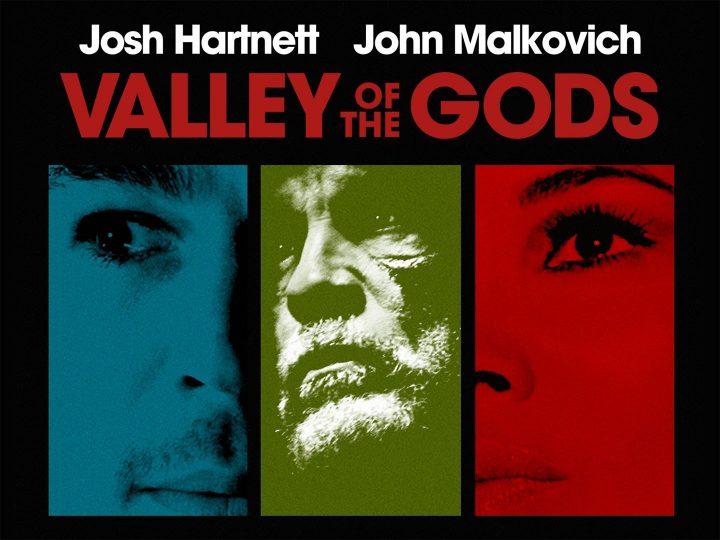 Valley of the Gods con John Malkovich dal 3 giugno
