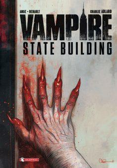 VAMPIRE STATE BUILDING: i vampiri secondo Charlie Adlard. Esce il 25 giugno