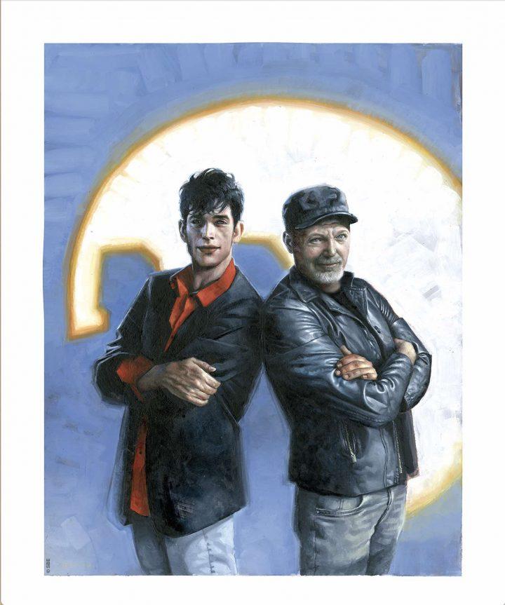 Dylan Dog: omaggio a Vasco Rossi