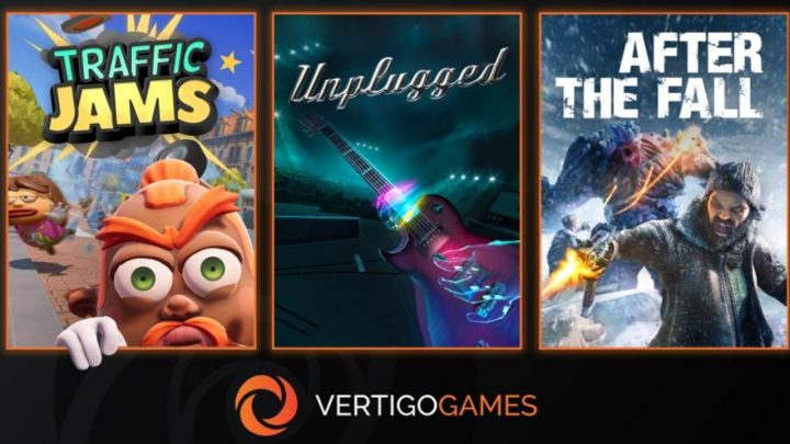 La nuova line-up VR di Vertigo Games