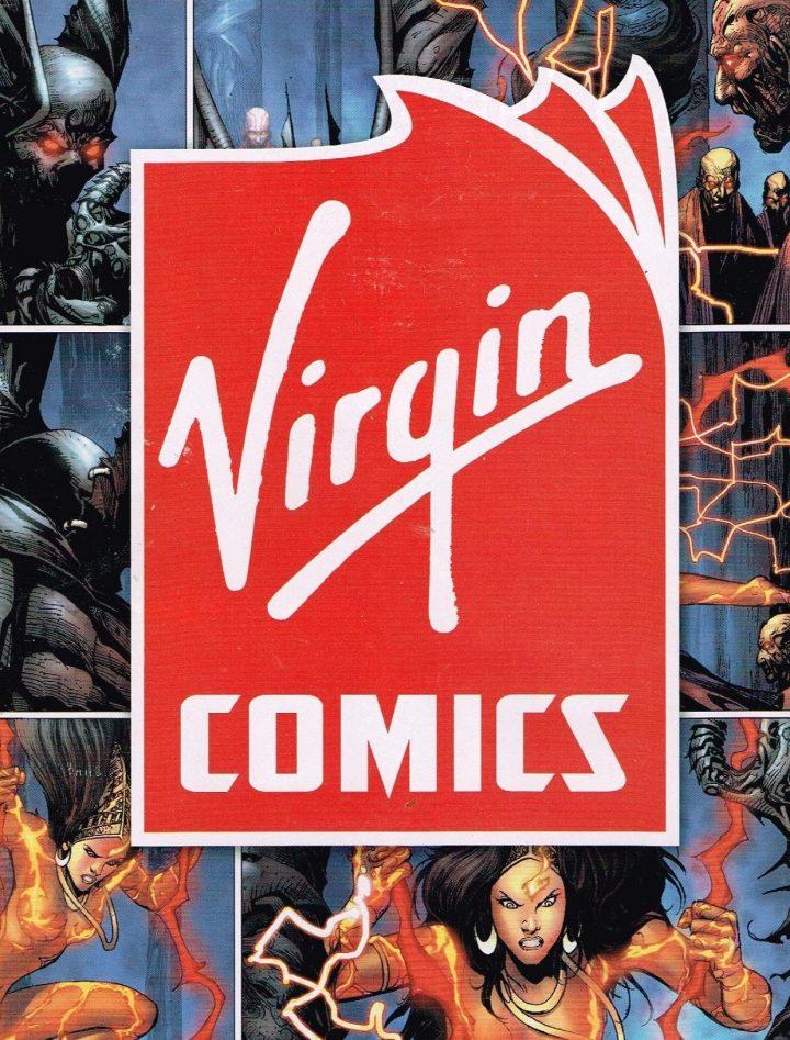 Presentazione Virgin Comics