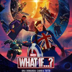DISNEY+ | WHAT IF…? La nuova serie Marvel Studios arriva dall'11 agosto