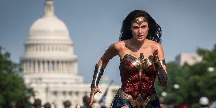 Wonder Woman 1984 Virtual Premiere