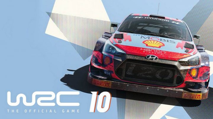 WRC 10 al Steam Next Fest