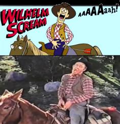 L'Urlo di Wilhelm: il grido che tutti conoscono…