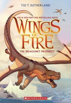 Wings of Fire prende il volo su Netflix