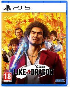Yakuza: Like a Dragon su Ps5