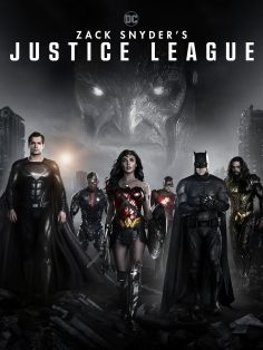 Zack Snyder's Justice League in homevideo