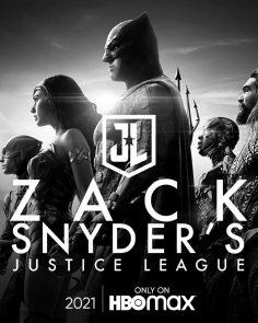 Zack Snyder's Justice League dal 18 Marzo