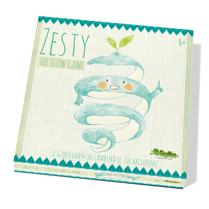 Zesty – The Slow Game