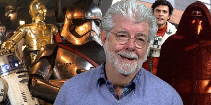 Cambio di direzione su Star Wars: l'opinione di George Lucas