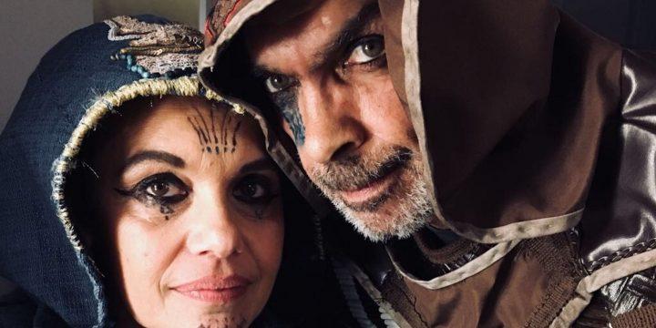 Carla & Eugenio, una coppia di cosplayer stellari