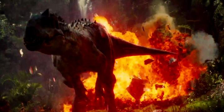 Jurassic World: secondo trailer