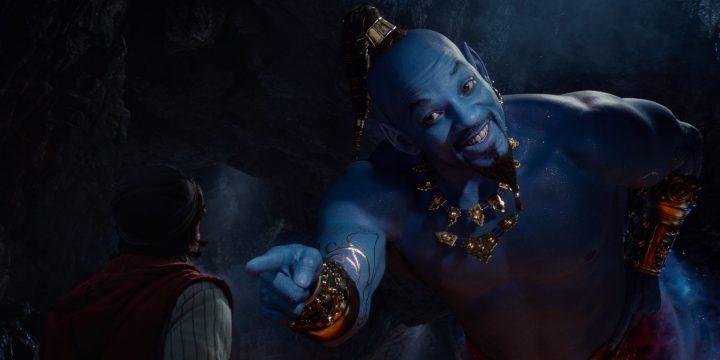 Nuovo video di Aladdin ai Grammy Awards