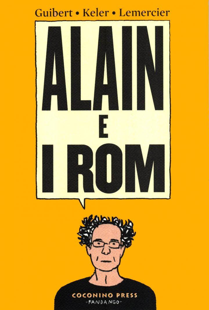 Alain e i Rom: una graphic novel per la Giornata internazionale del popolo Rom e Sinti
