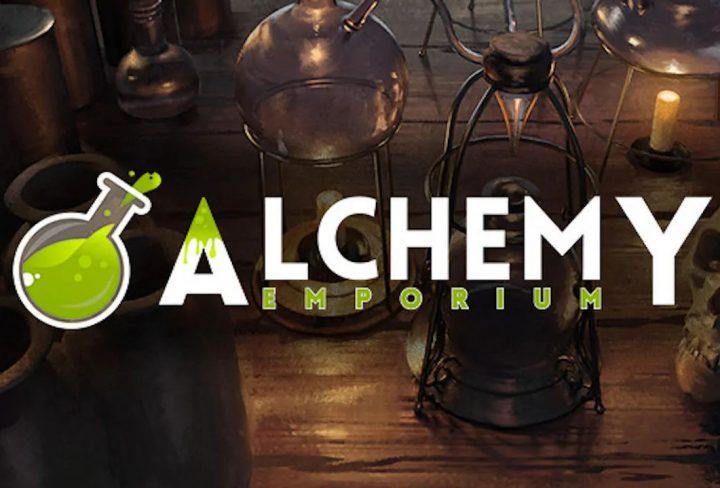 Alchemy Emporium