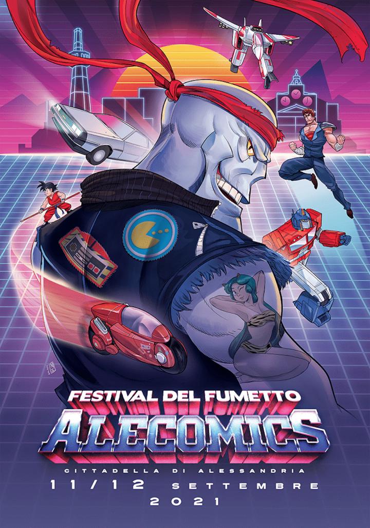 ALEcomics: 11 e 12 Settembre 2021