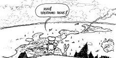 """La mostra """"Andrea Pazienza, Trent'anni senza"""""""