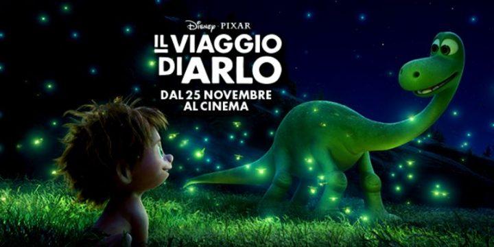 Il Viaggio di Arlo @ Festa del Cinema di Roma