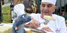 Morto lo Chef Paul Bocuse, fu di ispirazione per Ratatouille