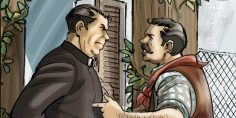 Don Camillo a fumetti: Letture per superare il Coronavirus