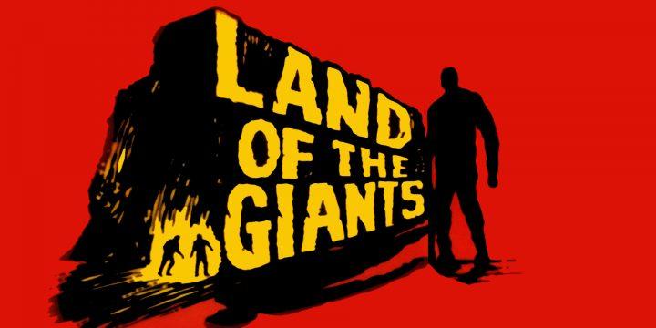 La serie tv de La terra dei Giganti