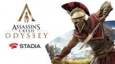 La saga di Assassin's Creed su Stadia