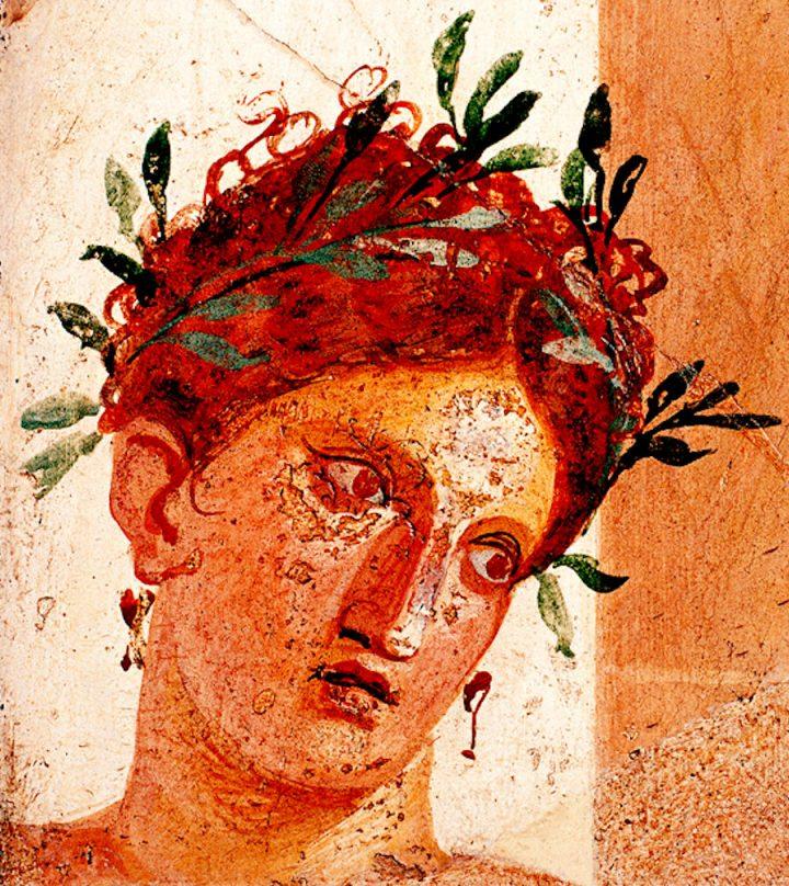Ate la Dea dell'inganno della mitologia greca