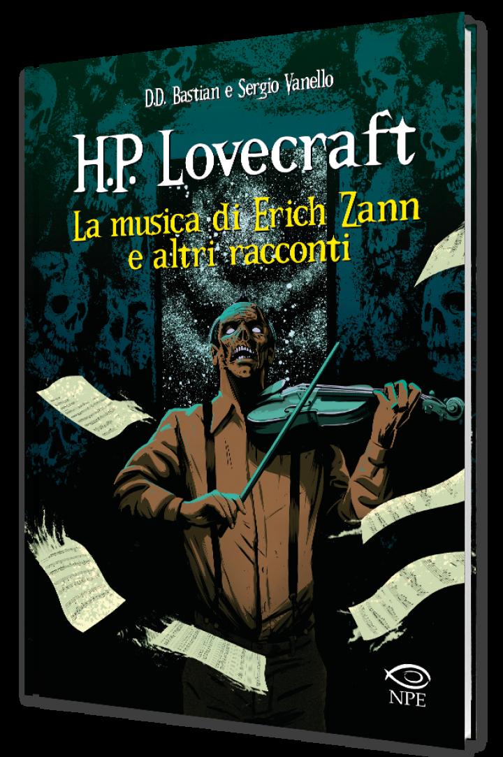 Tornano gli adattamenti a fumetti dei racconti più celebri di H.P. Lovecraft