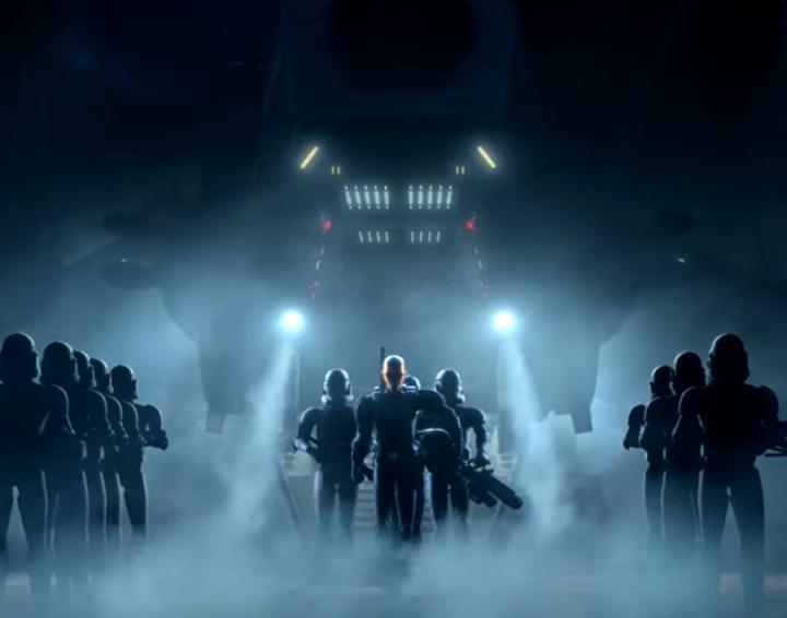 Star Wars: The Bad Batch – sneak peek di metà stagione