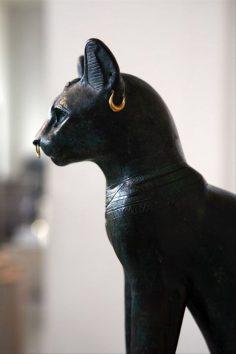 Bastet: la dea gatto egiziana