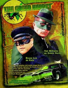 The Green Hornet/Il Calabrone Verde