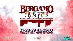 Bergamo Comics: dal 27 al 29 agosto 2021