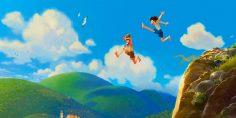 Luca, il nuovo film Pixar
