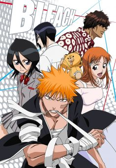 L'anime di Bleach da Aprile su Prime Video!