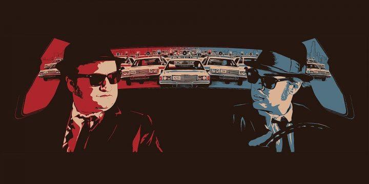 40 anni di The Blues Brothers