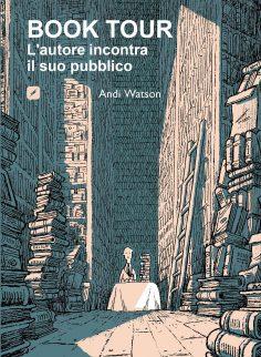 Andi Watson, Book Tour