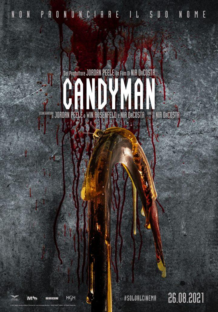Candyman: il trailer e il poster