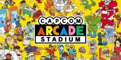 Capcom Arcade Stadium è disponibile PS5, Xbox One e PC