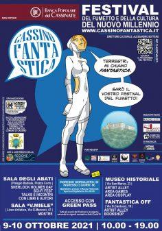 Cassino Fantastica, il primo Festival del Fumetto nel Basso Lazio