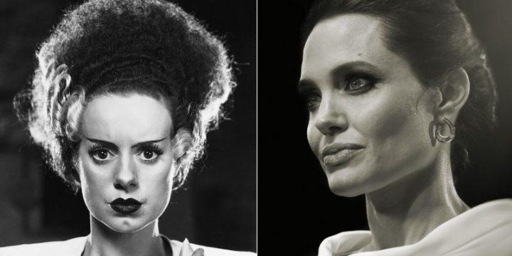 Angelina Jolie sarà la nuova moglie di Frankenstein?