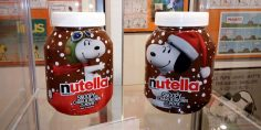 Snoopy Nutella Day